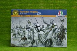 Teutonic Knights 1/72 Italeri 6019 Historical Wargames