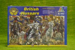 British Hussars Crimea 1/72 Italeri 6052 set