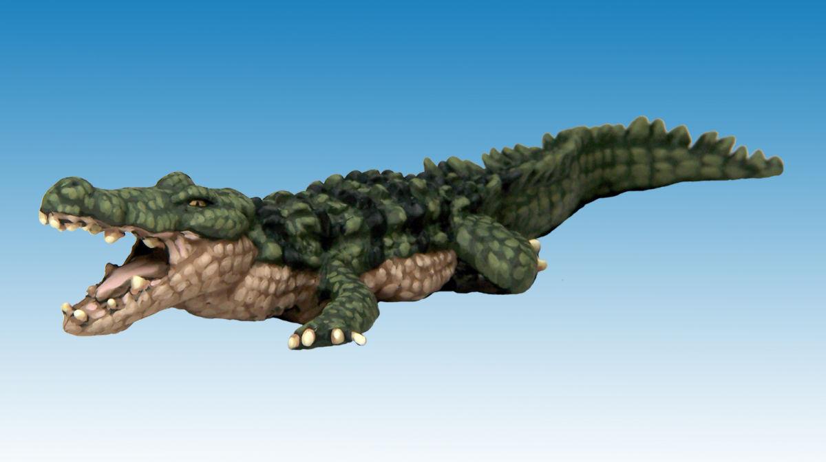 prehistoric crocodiles and alligators wwwimgkidcom
