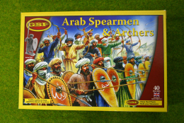 Gripping Beast ARAB SPEARMEN & ARCHERS 28mm Plastic