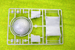 MUD BRICK HOUSE ACCESSORY FRAME RENEDRA Scenery & Terrain 28mm