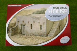 MUD BRICK HOUSE RENEDRA Scenery & Terrain 28mm