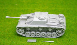 1/48 scale – 28mm WW2 GERMAN StuG III Ausf. G 28mm Blitzkrieg miniatures