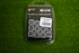 Bolt Action ORDERS DICE SET of 12 – GREY