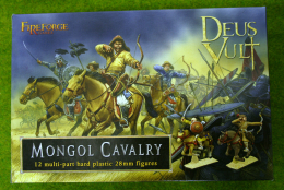 FireForge Games MONGOL CAVALRY 28mm Plastic set