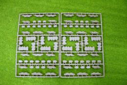 SANDBAGS DOUBLE FRAME RENEDRA Scenery & Terrain 28mm