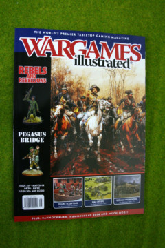WARGAMES ILLUSTRATED ISSUE 319 May 2014 MAGAZINE