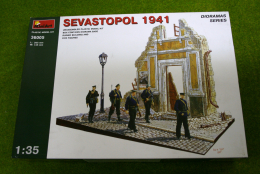 SEVASTOPOL 1941 1/35 scale Miniart kit Scenery & terrain 36005