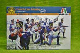 French Line Infantry 1/72 Italeri Napoleonic set 6002