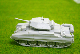 1/56 scale – 28mm WW2 CRUSADER Mk 2 28mm Blitzkrieg miniatures