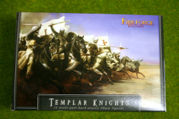FireForge Games TEMPLAR KNIGHTS 28mm Plastic set
