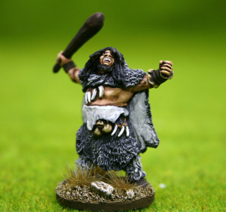 Lucid Eye NEANDERTHAL CHIEF BOSS BUGNAG NEAB – 28mm