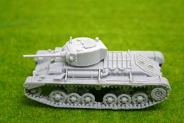 1/48 scale – 28mm WW2 VALENTINE Mk 2 28mm Blitzkrieg miniatures