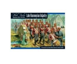 Warlord Games Napoleonic Hanoverian Infantry 1789-1815 28mm SD