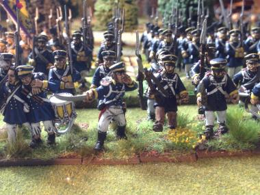 Landwehr Advance!