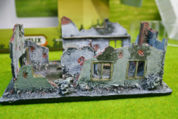 Conflix RUINED HOUSE PKCX6510  28mm Terrain & Diorama
