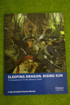 Osprey SLEEPING DRAGON, RISING SUN – A Companion for IN HER MAJESTY'S NAME