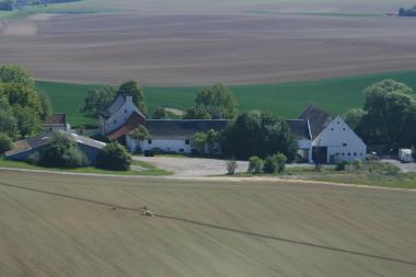 La Haie Sainte Farmhouse
