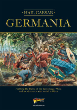 HAIL CAESAR GERMANIA Warlord Games Hail Caesar rules supplement