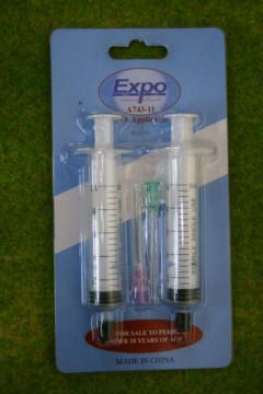 Expo Tools 4 PIECE PVA SYRINGE APPLICATOR KIT A74311