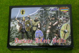 Dacians Before Battle 1/72 Scale Strelets mini set M040