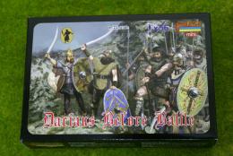 Dacians Before Battle 1/72 Scale Strelets mini set M040