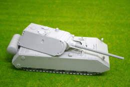 1/48 scale – 28mm WW2 GERMAN MAUS SUPER HEAVY TANK Blitzkrieg miniatures