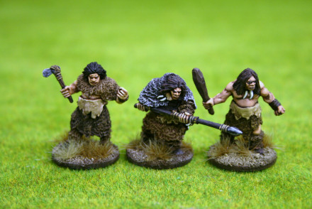 Lucid Eye NEANDERTHALS Pack 2 NEA 2 – 28mm