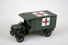 WW EUROPE DELIVERY LORRY 28mm Laser cut MDF kit N052