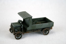 WW EUROPE OPEN LORRY 28mm Laser cut MDF kit N051