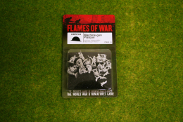 Flames of War British Machine-gun Platoon 15mm GBR704