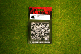 Flames of War German Infanteriekompanie HQ 15mm GGE701