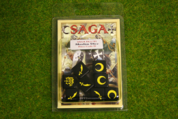 Saga Dice ISLAMIC MUSLIM DICE SET Gripping Beast
