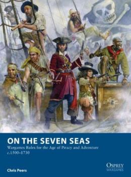 Osprey Wargames On The Seven Seas Rulebook 28mm OTSSbook