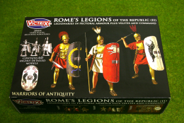 Victrix ROME'S LEGIONS OF THE REPUBLIC 2 28mm VXA008
