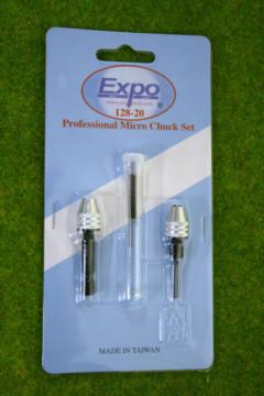 Expo Tools  PROFESSIONAL MICRO CHUCK SET 12820