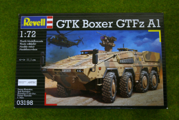 GTK BOXER GTFz A1  1/72 Scale Revell Military Kit 3198