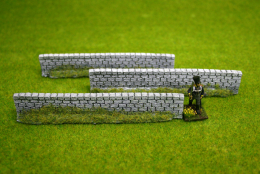 Javis scenics GARDEN WALLING PW3 28mm Terrain