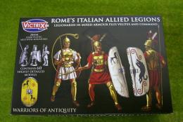 Victrix ROME'S ITALIAN ALLIED LEGIONS 28mm VXA009