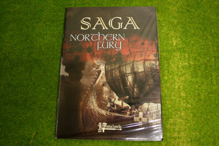 Northern Fury SAGA Rules & Battle Boards GRIPPING BEAST