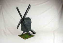 POST WINDMILL OLD EUROPE 28mm Scale Laser cut MDF Building H007