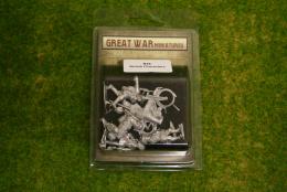 GREAT WAR MINIATURES British Characters 1914 Early War B16 28mm