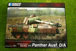 Rubicon Models German Panther Ausf D/A 28mm RU003