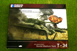 Rubicon Models Soviet T34/76 28mm RU007