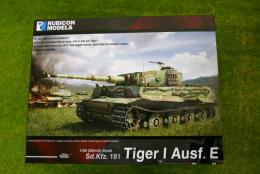 Rubicon Models German TIGER 1 Ausf.E 28mm RU005