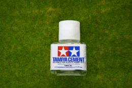 Tamiya CEMENT – polystyrene glue for kits 40mls bottle 87003