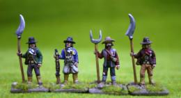 Trent Miniatures CHOUANS  FCHOU03