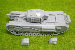 1/56 scale – 28mm WW2 CHURCHILL NA75 28mm Blitzkrieg miniatures