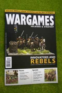 WARGAMES, SOLDIERS & STRATEGY MAGAZINE Issue 75