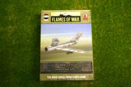 Flames of War MIG-17 Arab-Israeli Wars 15mm AAC03
